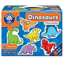 Orchard Toys Dinosaurs - David Rogers Toymaster