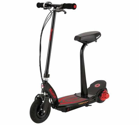 Razor Powercore E100S Red 24V Electric Scooter (11MPH) - David Rogers Toymaster