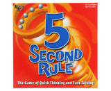 5 SECOND RULE GAME - David Rogers Toymaster