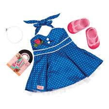 Our Generation Retro Dance Party Outfit - David Rogers Toymaster