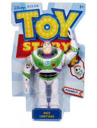 Toy Story 4 Posable Figure Buzz Lightyear - David Rogers Toymaster