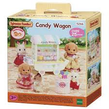 Sylvanian Families Candy Wagon - David Rogers Toymaster