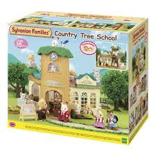 Sylvanian Families Country Tree School - David Rogers Toymaster
