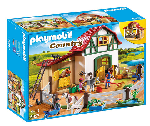 PLAYMOBIL 6927 FARM SHED - David Rogers Toymaster