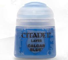 Warhammer Calgar Blue Layer Paint 22-16 - David Rogers Toymaster