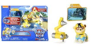 Paw Patrol Light Up Rubble - David Rogers Toymaster