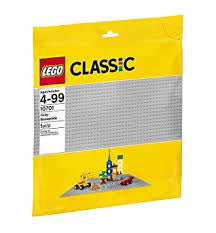 LEGO 10701 CLASSIC GREY BASE LARGE - David Rogers Toymaster