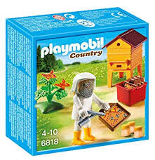 Playmobil 6818 Country Bee Keeper - David Rogers Toymaster