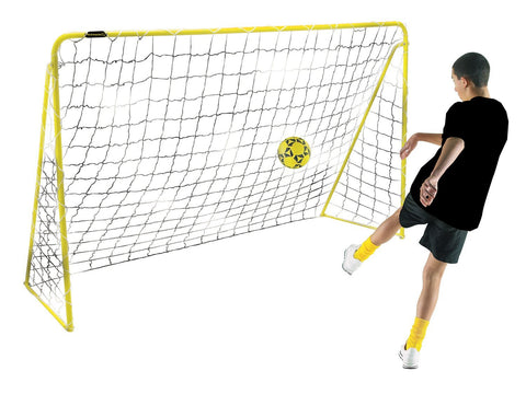Kickmaster Premier 8x6FT Football Goal - David Rogers Toymaster