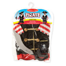 Melissa and Doug Costume Pirate - David Rogers Toymaster