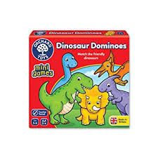 Orchard Toys Dinosaur Dominoes - David Rogers Toymaster