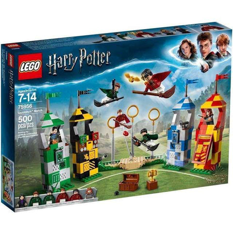 Lego 75956 Harry Quidditch Match - David Rogers Toymaster