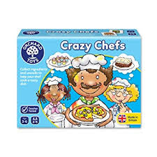 Orchard Toys Crazy Chefs - David Rogers Toymaster