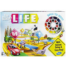 The Game of Life - David Rogers Toymaster