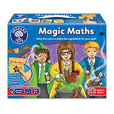 Orchard Toys Magic Maths - David Rogers Toymaster