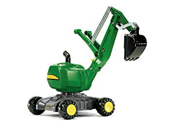 Rolly Toys John Deere Digger On Wheels - David Rogers Toymaster