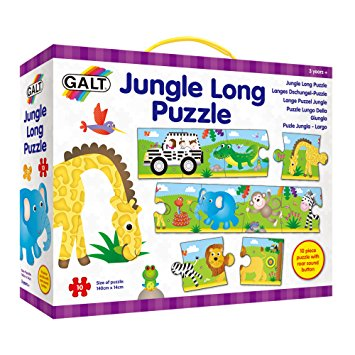 Galt Jungle Long Puzzle - David Rogers Toymaster