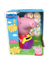 Peppa Pig Count With Me Peppa