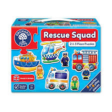 Orchard Toys Rescue Squad - David Rogers Toymaster