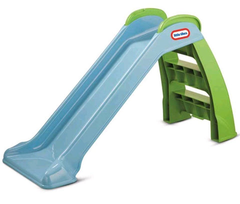Collect in store only Little Tikes My First Slide (BLUE/GREEN) - David Rogers Toymaster