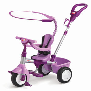 Little Tikes 4 in 1 Trike Purple and Pink - Jeiku Sales