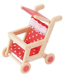Sylvanian Families Pushchair - David Rogers Toymaster