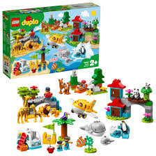 Lego 10907 Duplo World Animals - David Rogers Toymaster