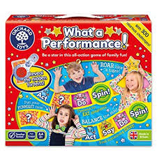 Orchard Toys What A Performance! - David Rogers Toymaster