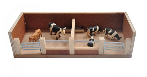 Millwood FS56 Cattle-house with 2 Pens - David Rogers Toymaster