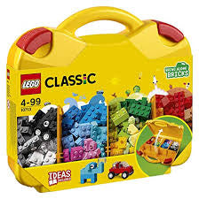 LEGO 10713 CLASSIC CREATIVE CASE - David Rogers Toymaster
