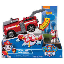 Paw Patrol Flip and Fly Marshall - David Rogers Toymaster
