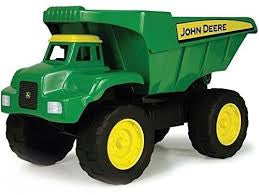Britains 42928 John Deere Big Scoop Dump Truck - David Rogers Toymaster