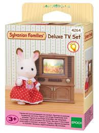 Sylvanian Families Deluxe TV Set - David Rogers Toymaster