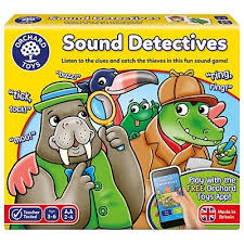Orchard Toys Sound Detectives - David Rogers Toymaster