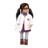 Our Generation Blanca Professional Scientist Doll - Jeiku Sales