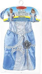 Melissa and Doug Costume Royal Princess - David Rogers Toymaster