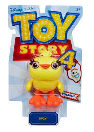 Toy Story 4 Posable Figure Ducky - David Rogers Toymaster
