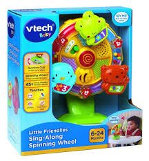 Vtech Sing Along Spinning Wheel