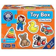 Orchard Toys Toy Box - David Rogers Toymaster
