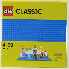 LEGO 10714 CLASSIC BLUE BASE SMALL - David Rogers Toymaster
