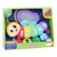 Leapfrog Butterfly Counting Friend - David Rogers Toymaster