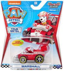 Paw Patrol True Metal Marshall - David Rogers Toymaster