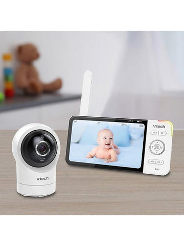 "Vtech 5"" Smart Wi-Fi 1080p Pan & Tilt Monitor"