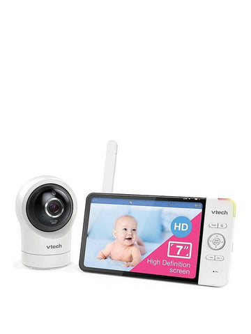 "Vtech 7"" Smart Wi-Fi 1080p Pan and Tilt Monitor"