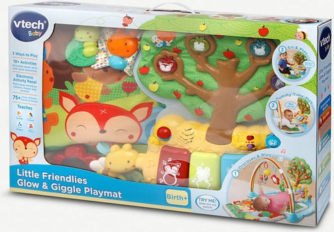 Vtech Baby Little Friendlies Glow & Giggle Playmat