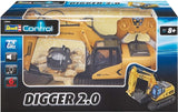 Revell Remote Control Digger 1.16 scale