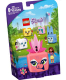 Lego Friends 41662 Olivias Flamingo Cube 2021