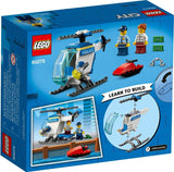 Lego City 60275 Police Helicopter 2021
