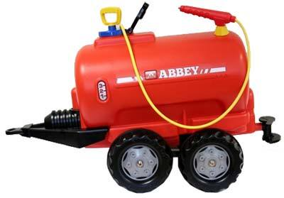 Rolly Abbey Tanker With Pump - David Rogers Toymaster