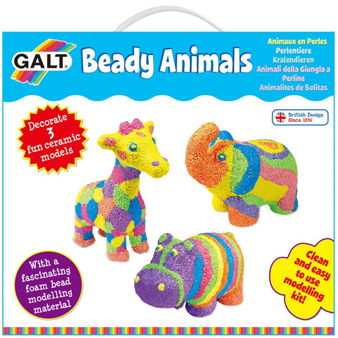 Galt Beady Animals - David Rogers Toymaster
